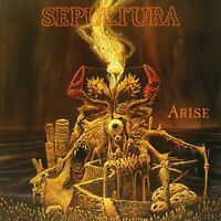 Sepultura - Arise (NEW CD)