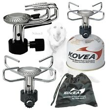 Kovea Backpacking Compact Stove - Isobutane Fuel