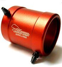 T10108 36 Series Motor Water Heatsink Jacket Alloy Red 35mm x 29mm x 40mm