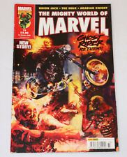 The Mighty World of Marvel Collector's Edition Comic No.73 1st October 2008