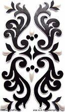EK Success Jolee's Boutique 3-d Stickers Flourishes Swirls Beads Lace