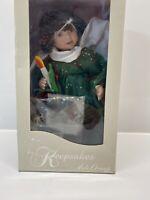 Marie Osmond Disneyland Park Candle Light Keepsakes Doll NEW IN BOX RARE