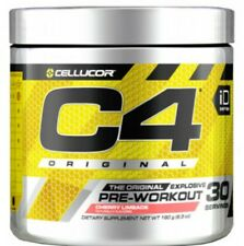 Cellucor C4 Pre Workout 5Th Generation 30 Serv Cherry Limeade