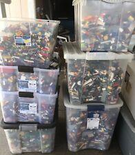 Huge Lego 100 pounds of Lego Bulk Lbs Mixed Themes Legos Lot #Zs82