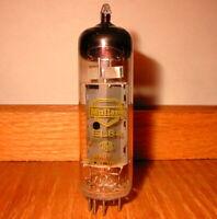 1962 MULLARD EL84 6BQ5 YELLOW-PRINT rX1 FULLY AVO TESTED BLACKBURN UK VALVE/TUBE