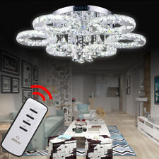Kristall Deckenlampe Esszimmer 88W-96W Deckenleuchte Küche Esszimmer Lampe