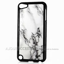 ( For iPod Touch 6 ) Back Case Cover AJ11207 Marble Pattern