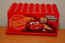 Lego Duplo Disney Cars Mack Trailer, Rust-eze Lighting McQueen Piston Cup