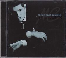 MICHAEL BUBLE - CALL ME IRRESPONSIBLE - CD  NEW -