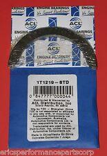 ACL 1T1219-STD Thrust Washer Bearings Mitsubishi 4G63 4G64 DSM 2G EVO 4-9