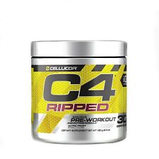 Cellucor C4 Ripped 30 Servings Mega Sale - Powder & Pills - GNC EXCLUSIVE!!!