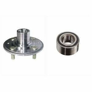 FRONT WHEEL HUB & BEARING  ACURA INTEGRA  FOR 1990-1993  LEFT OR  RIGHT NEW
