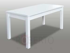 Dining Table Room Living Wood Design White Conference New