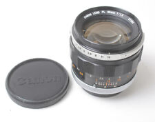 55MM 55/1.2 CANON FL, WITH CAPS/169055
