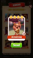 Armstrong - Coin Master - Immediate Delivery via game