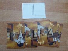 9 Postkarten Museum Hanau Ehemaliges Arbeitszimmer des Landgrafen Schachbrett