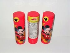 DISNEY JUNIOR CANDY TUBE DISPENSER LOT OF (3) MICKEY NEW SEALED