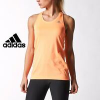 Adidas Womens ClimaChill Tank Top T-Shirt Fitness Gym Free Tracked Delivery
