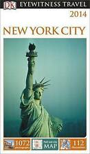 DK Eyewitness Travel Guide: New York City by Dorling Kindersley Ltd (Paperback,…