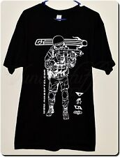 Airsoft GI.Com T-Shirt, Lancer Tactical,  Airsoft Gaming, Size Large, Ex. Cond.