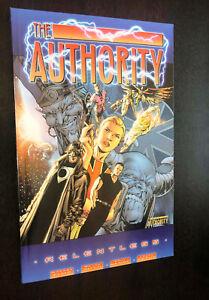 AUTHORITY Volume 1 TPB (Wildstorm) -- Relentless -- Warren Ellis -- OOP