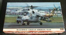 Hasegawa 1/72 Mi-24 HIND D 'Czech AF Aerobatic Team'