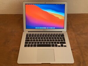 "Apple MacBook Air 13"" 2015, 8GB RAM 265GB SSD, in OVP"