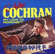 Eddie Cochran My Love to remember (Compilation, 16 tracks)