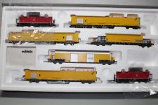 Märklin 26510 Numérique Tunnel-Rettungszug Son avec 2 Locomotives Échelle H0 Ovp