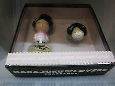HARAJUKU LOVERS BABY GWEN STEFANI  2 PCS SET :1.0 EDT Spray,1.2 G Solid Perfume