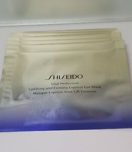 Shiseido Vital-Perfection Uplifting and Firming Express Eye. 2patch x 6 Sealed