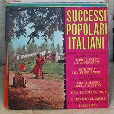 MARIO PIOVANO – SUCCESSI POPOLARI ITALIANILP N. 2849