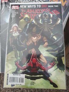The Amazing Spider-Man #569 John Romita Jr