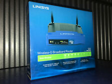 Linksys WRT54GL 54 Mbps Wireless-G WiFi Router [USED]