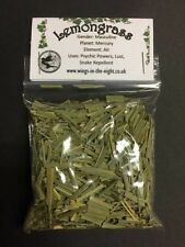 LEMONGRASS Magical Dried Herb ~ Lust/Psychic Powers/Purification ~ Pagan/Wicca