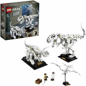 Lego ideas set 21320 - Fossili di Dinosauro - Dinosaur Fossils - Nuovo Sigillato