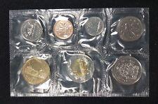1999 Nunavut Canada Proof-Like PL Coin Set