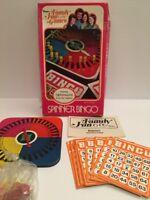 Vintage 1976 Hasbro Family Fun Games SPINNER BINGO Boardgame Toy RARE