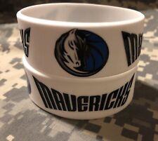 1� Wide, Limited Quantities 1x Mavericks Promotional Silicone Bracelet