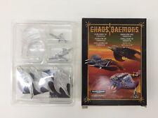 Warhammer Age of Sigmar Chaos Screamers von Tzeentch Dämonen verpacktes Set