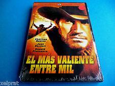 EL MAS VALIENTE ENTRE MIL - Charlton Heston / Tom Gries 1968 - Precintada
