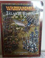 Libro De Warhammer ISLA DE SANGRE