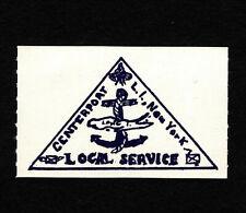 Opc Vintage Centerport New York Local Service Mnh