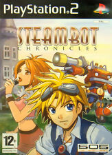 Steambot Chronicles (Sony PlayStation 2, 2006) - European Version