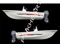 custom hull boat kit fl #/'s large decal sticker decal emblem graphics decals USA