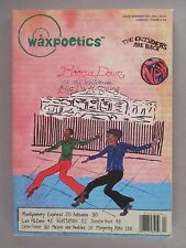 Wax Poetics Magazine #10 - Fall, 2004 ~~ waxpoetics