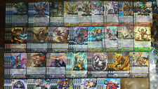 Cardfight Vanguard CFV Narukami Deck Eradicator Sweep Command Premium GR RRR