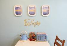 TEEV Air Frame Flugzeugfenster Bilderrahmen 3er Set NEU OVP Absolutes Highlight!
