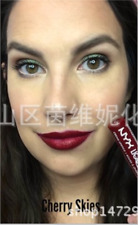 NYX Liquid Suede  CHERRY SKIES Cream Lipstick Waterproof Lip Gloss Makeup WPB