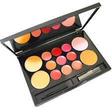 E427 E.L.F Cosmetics Face & Lip Set : Lips + Bronzer + Eye Shades + Brushes elf